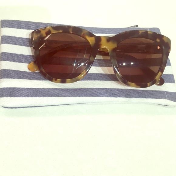 78452f025a J. Crew Accessories - Jcrew Cabana Oversized sunglasses